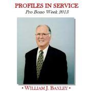 Profiles In Service  - William Baxley