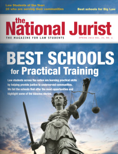 National Jurist Cover