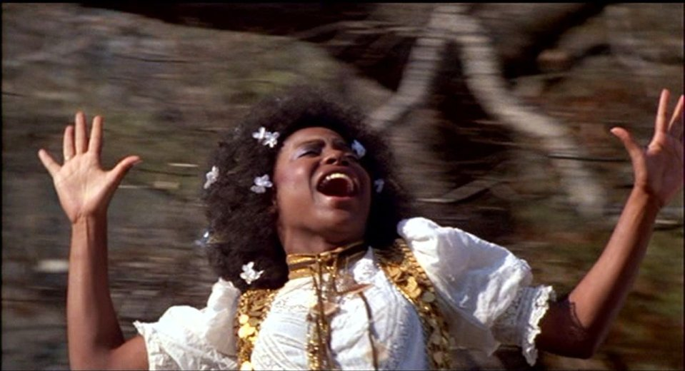Nell Carter in Hair (Milos Forman, 1979)