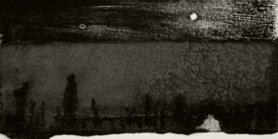 Kevin Calisto, Midnight by the Boathouse (detail)