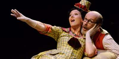 Charles Morey's The Ladies Man at 2nd Story Theatre