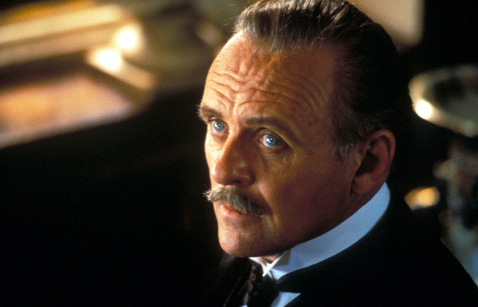 Anthony Hopkins in Howards End