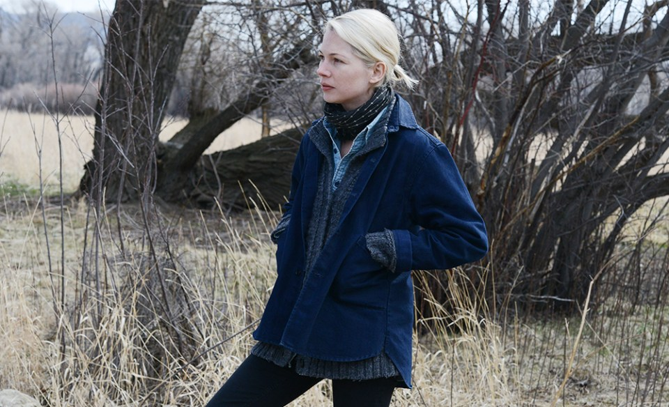 Michelle Williams in Kelly Reichardt's Certain Women