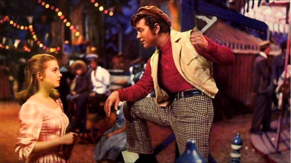 Gordon MacRae in Rodgers and Hammerstein's Carousel (1956)