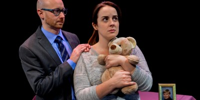 The Community Players production of Rabbit Hole