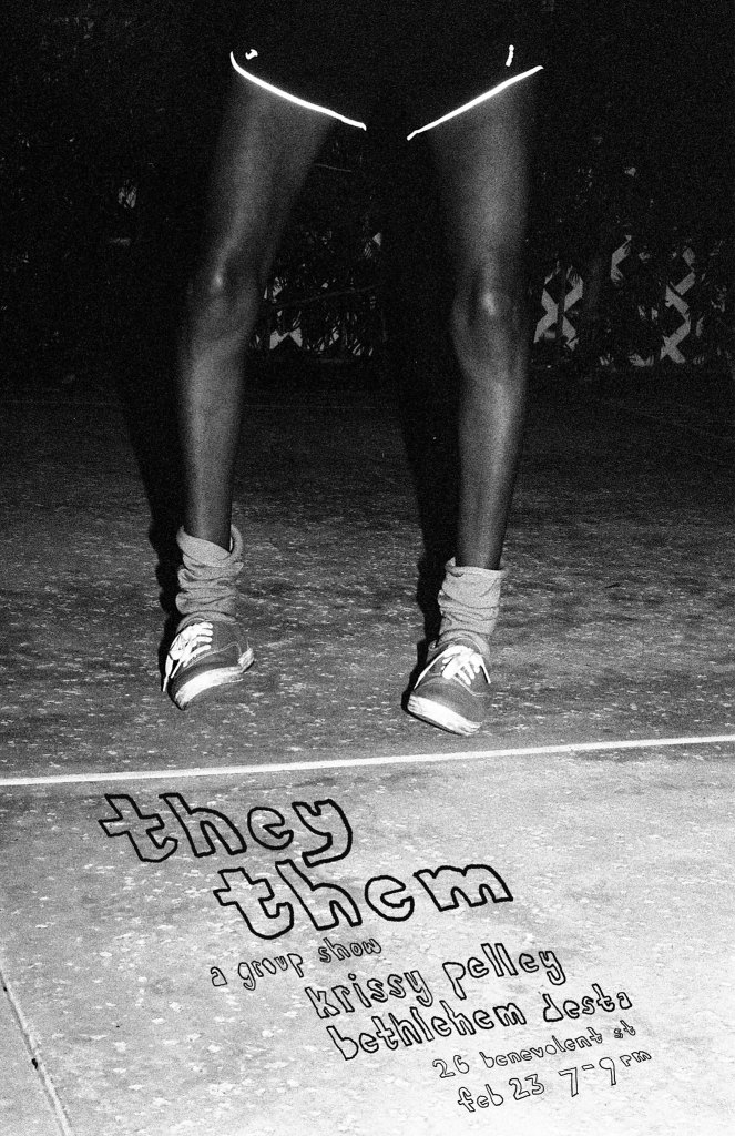 They Them by Krissy Pelley and Bethlehem Desta