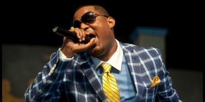 Glen David Andrews plays the Ocean Mist