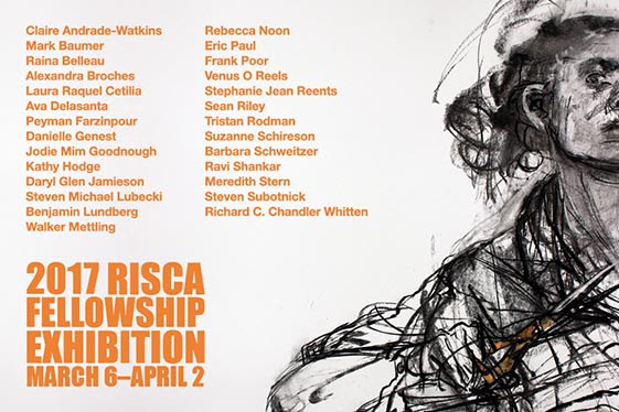 RISCA fellowship exhibition