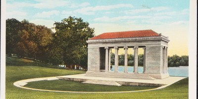 Benedict Temple of Music, Roger Williams Park, Providence, R.I.