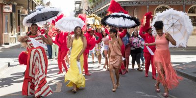 Girls Trip (Queen Latifah, Regina Hall, Jada Pinkett Smith, Tiffany Haddish)