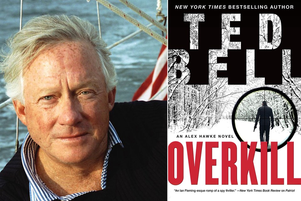 ted bell overkill