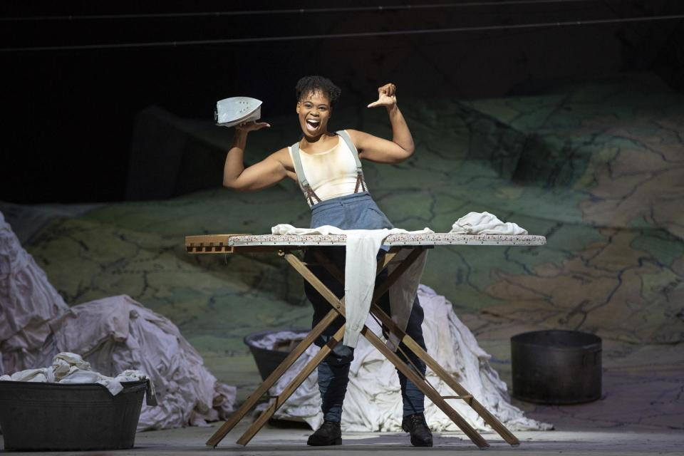 Pretty Yende in La fille du régiment