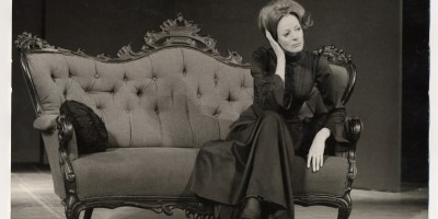 Maggie Smith as Hedda Gabler, 1970