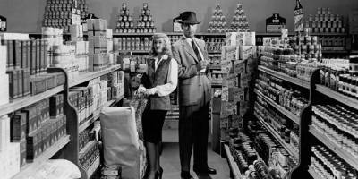 Fred MacMurray and Brabara Stanwyck in Double Indemnity (Billy Wilder, 1944)
