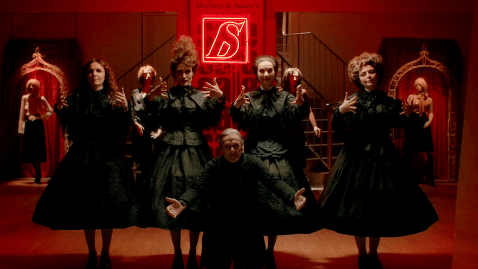 In Fabric (Peter Strickland, 2019)
