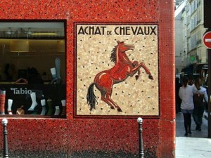 horse-butcher
