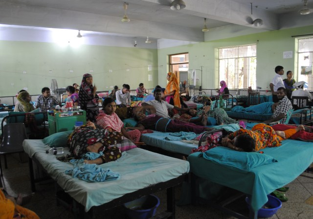 Dedicated medical unit at CRP for Rana Plaza victims