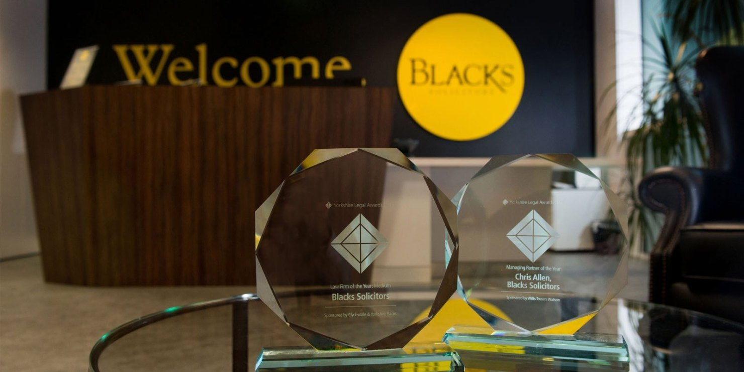 Blacks Solicitors in Leeds: An Award-Winning Law Firm
