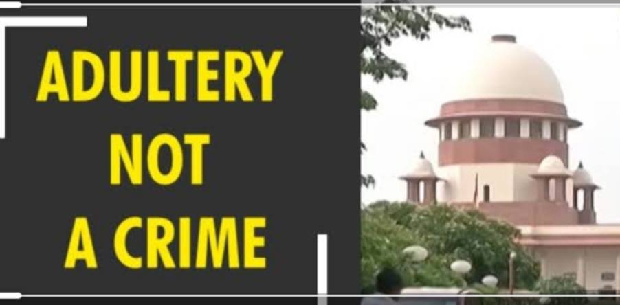 20200520 191906 Adultery no longer a criminal offence: Supreme Court Judgement
