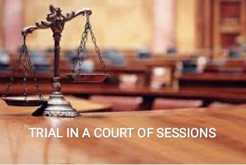 TRIAL IN A COURT OF SESSIONS