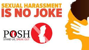 Prevention Of Sexual Harassment Act