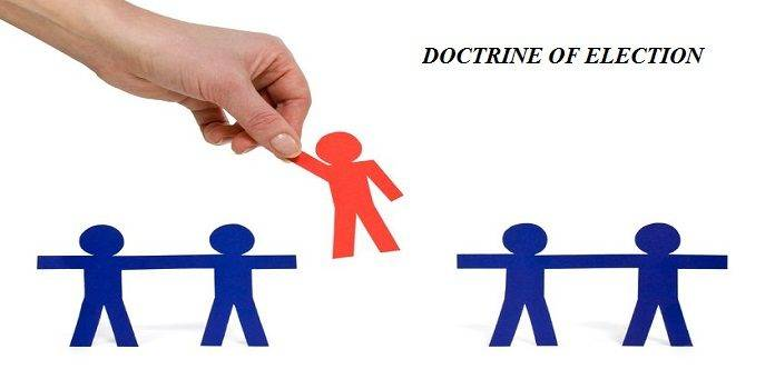 Doctrine of election - section 35 - Transfer of property Act