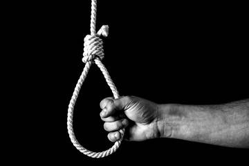 suicide hanging Failed suicide attempt...a second chance or a legal burden?