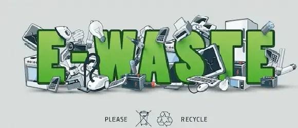 E waste Waste Trafficking and E-Waste