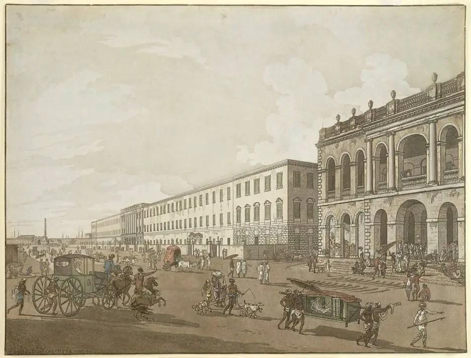 Establishment of Mayor's Court – 1726