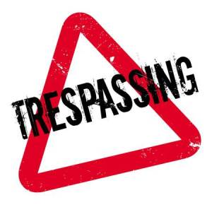 Trespass to land - essentials, remedies, defences - law of torts