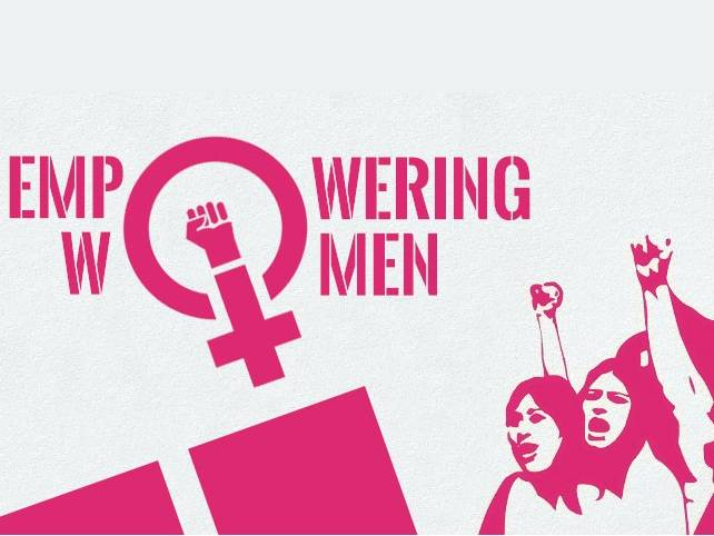 LAWS EMPOWERING WOMEN IN INDIA