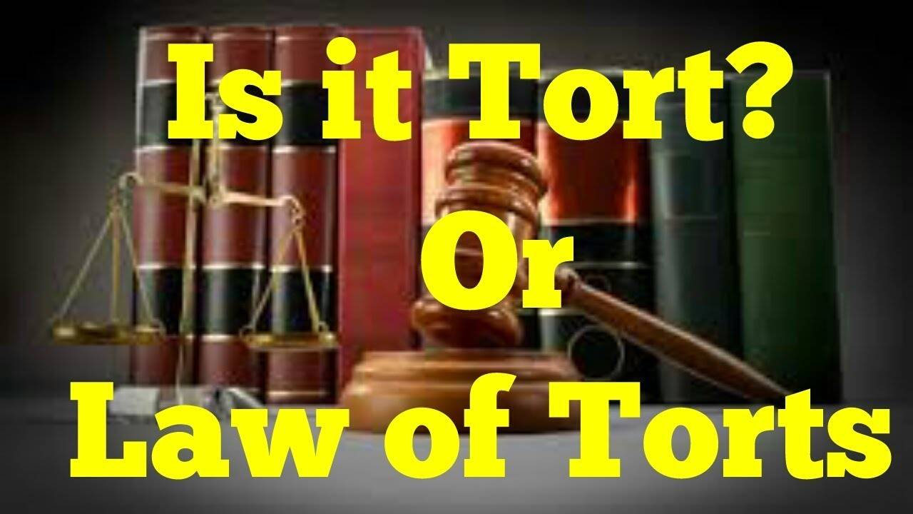 Winfield's Theory and Salmond's Pigeon hole Theory of Tortious Liability