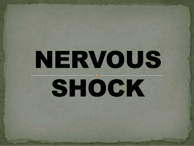 A Brief on the concept of nervous shock under law of torts