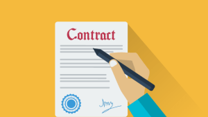 Types of contracts under Indian contract act, 1872