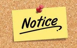 Notice: Concept and its kinds under Transfer of Property Act