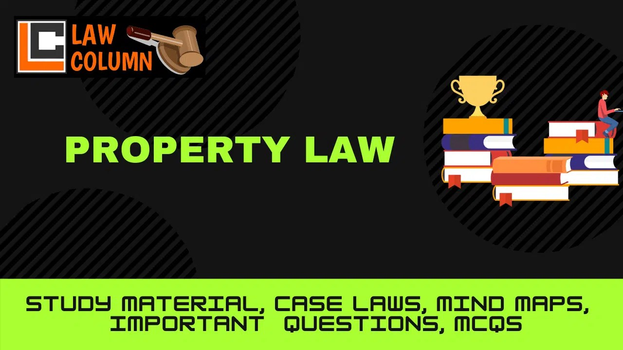 Transferable Property and Non-transferable Property