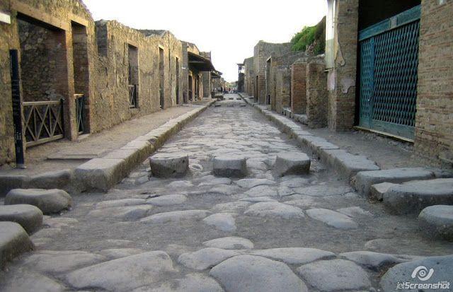 Pompeya, donde la historia vive 6