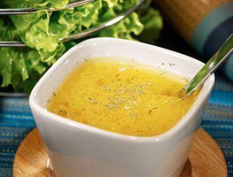 Salsa de mostaza y miel 1