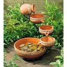 Adorna tu jardín con fuentes 9