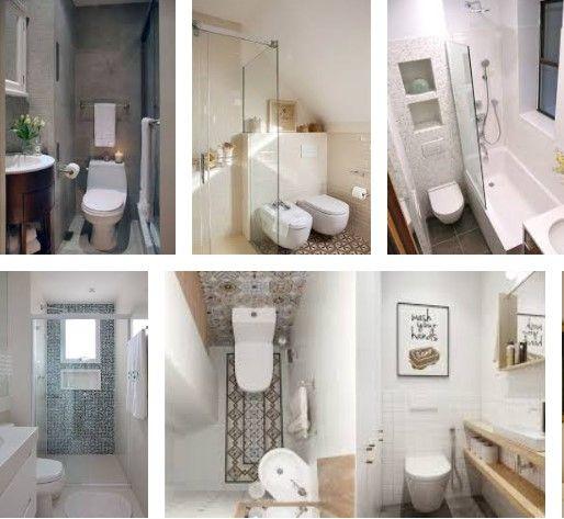 Soluciones para baños pequeños 1