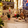 Cómo decorar la casa en Navidad 4