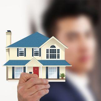 negocio de agente inmobiliario