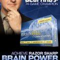Píldora para el cerebro