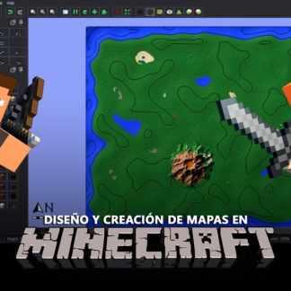 DISEÑO Y CREACIÓN DE MAPAS EN MINECRAFT