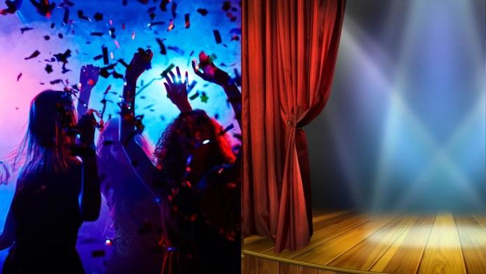 aperture cinema e teatri con il nuovo decreto covid