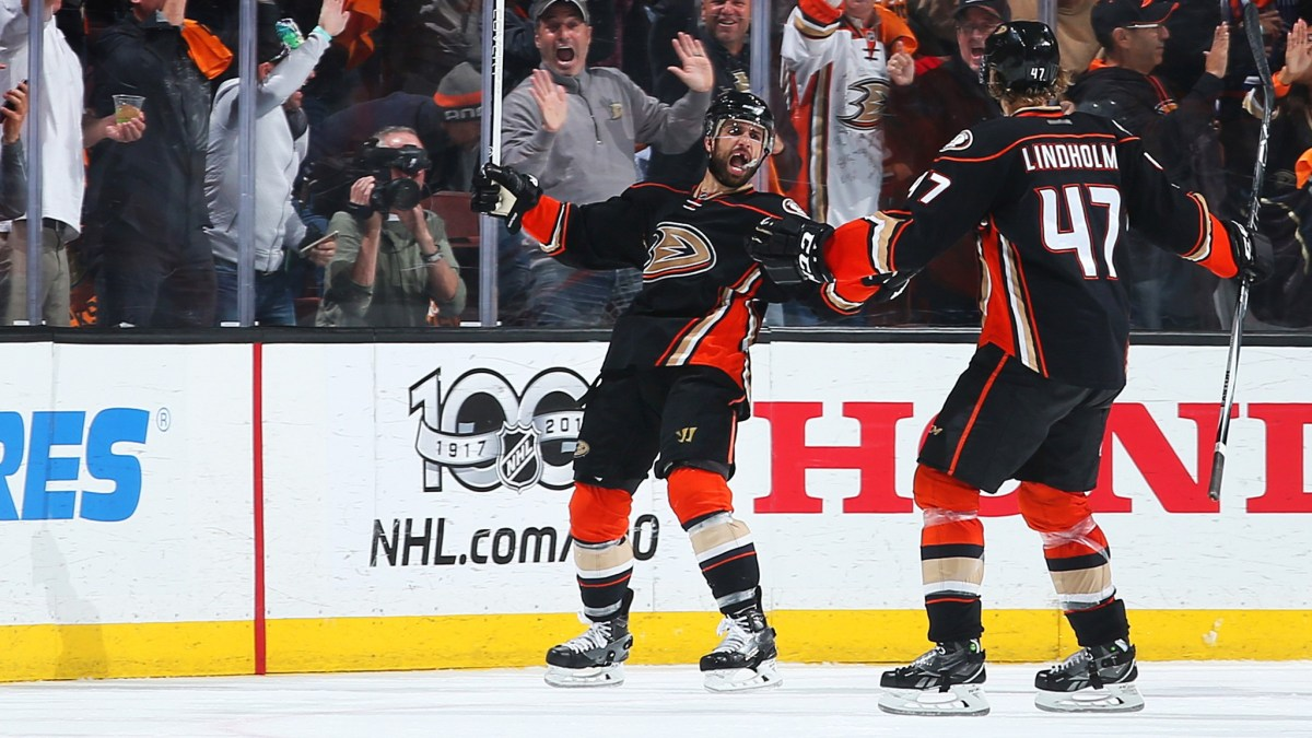 The Ducks are done.; Credit: Ticketmaster