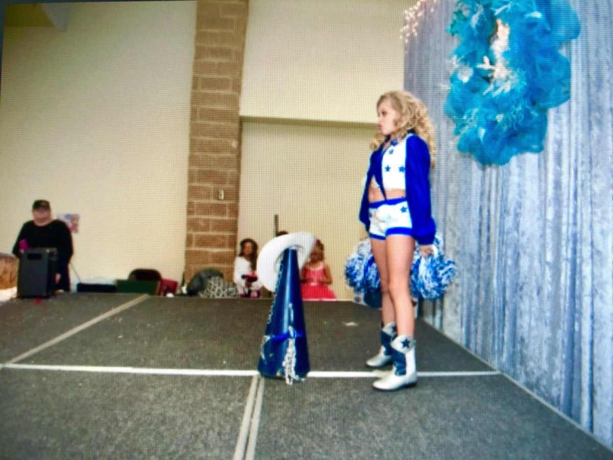 CalArts student Naama Attias' MFA project, Ain't Nothing Wrong With Being Beautiful, documents child beauty pageants in Texas.; Credit: Courtesy of the artist