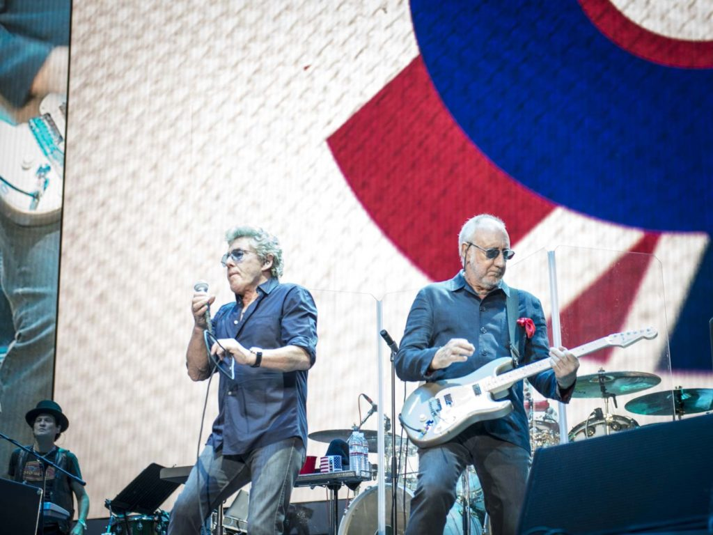 The Who at Desert Trip; Credit: Shane Lopes
