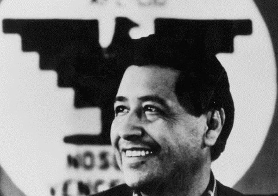 Cesar Chavez; Credit: The Cesar Chavez Foundation