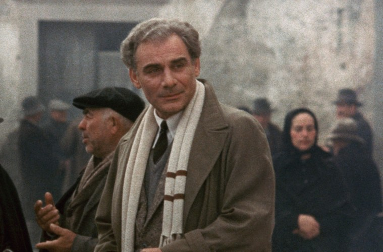 Gian Maria Volontè in Christ Stopped at Eboli; Credit: Rialto